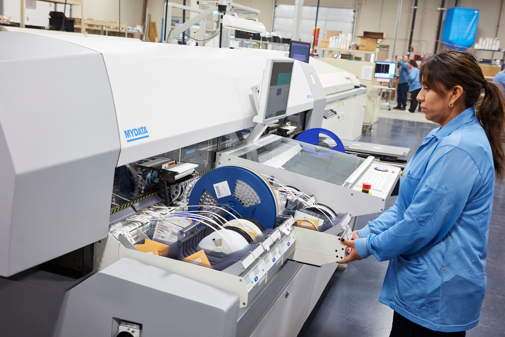Contract Electronics Manufacturing & Assembly | Caltronics